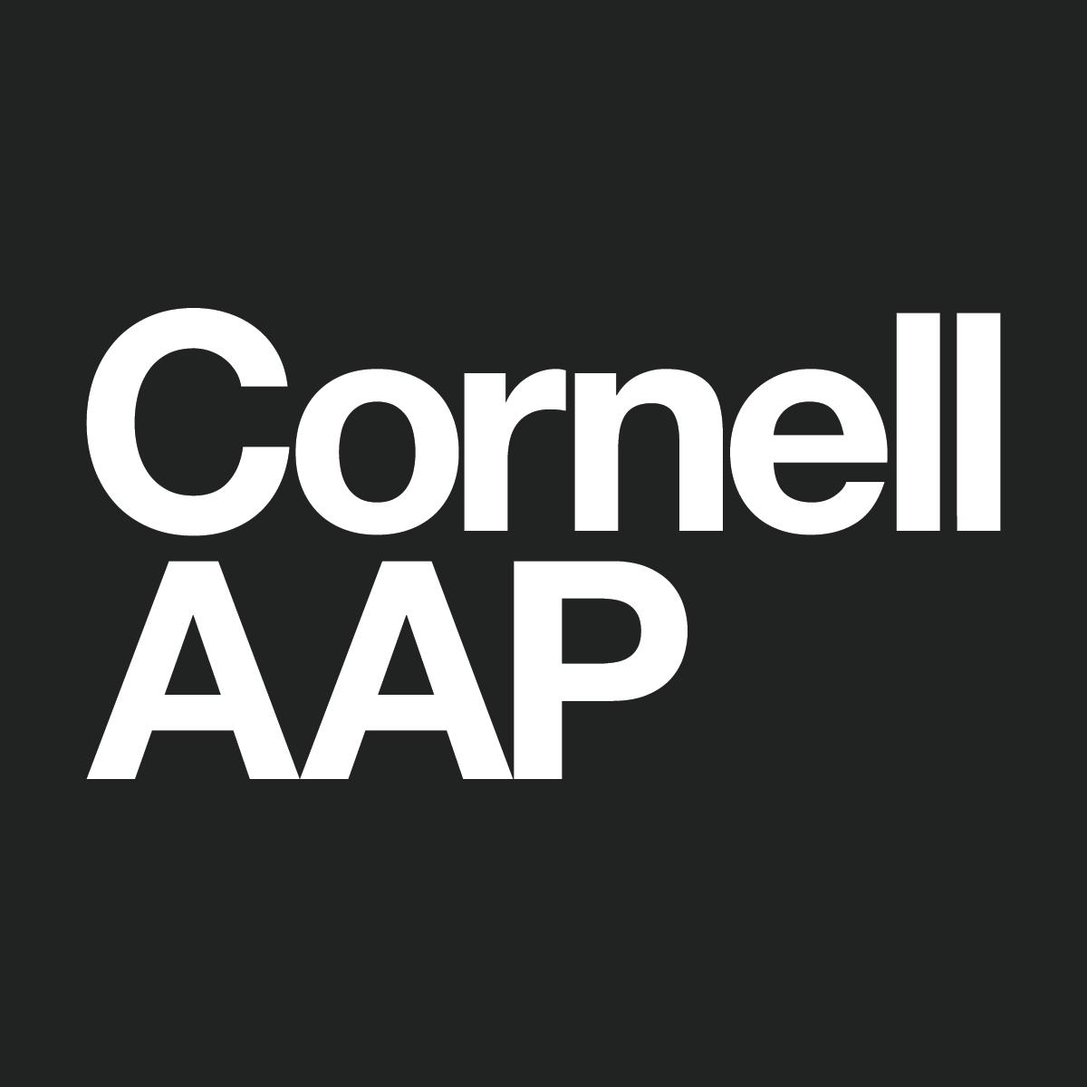 Undergraduate Admissions: Architecture | Cornell AAP