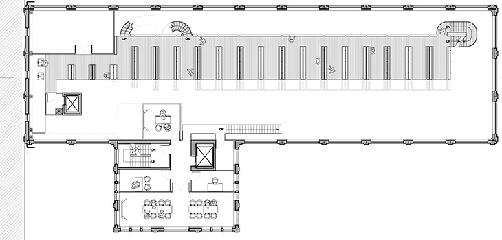 Second level plan (SD)