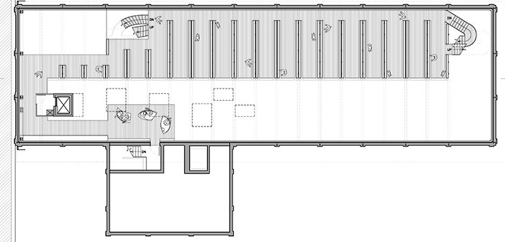 Third level plan (SD)