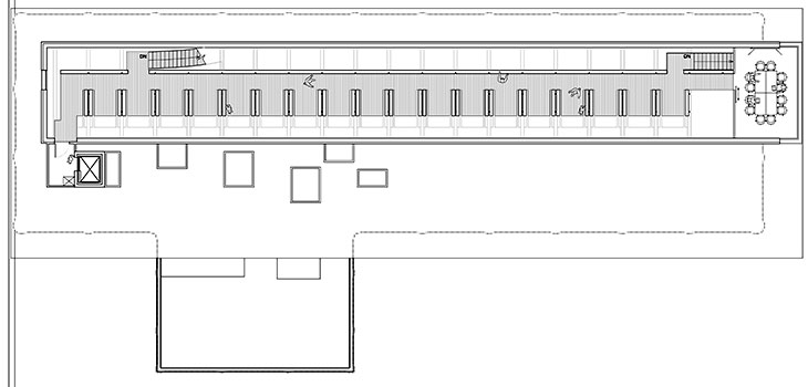 Fourth level plan (SD)