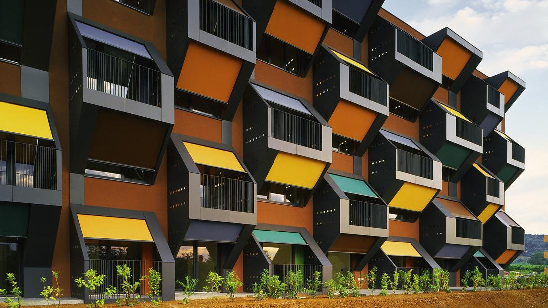 Специальные конструкции общественных зданий.