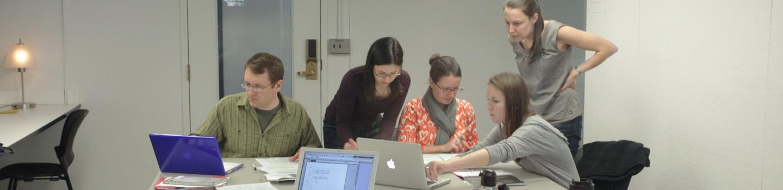 CRP graduate students