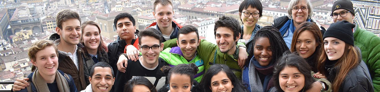 Rome Neighborhood Studies class
