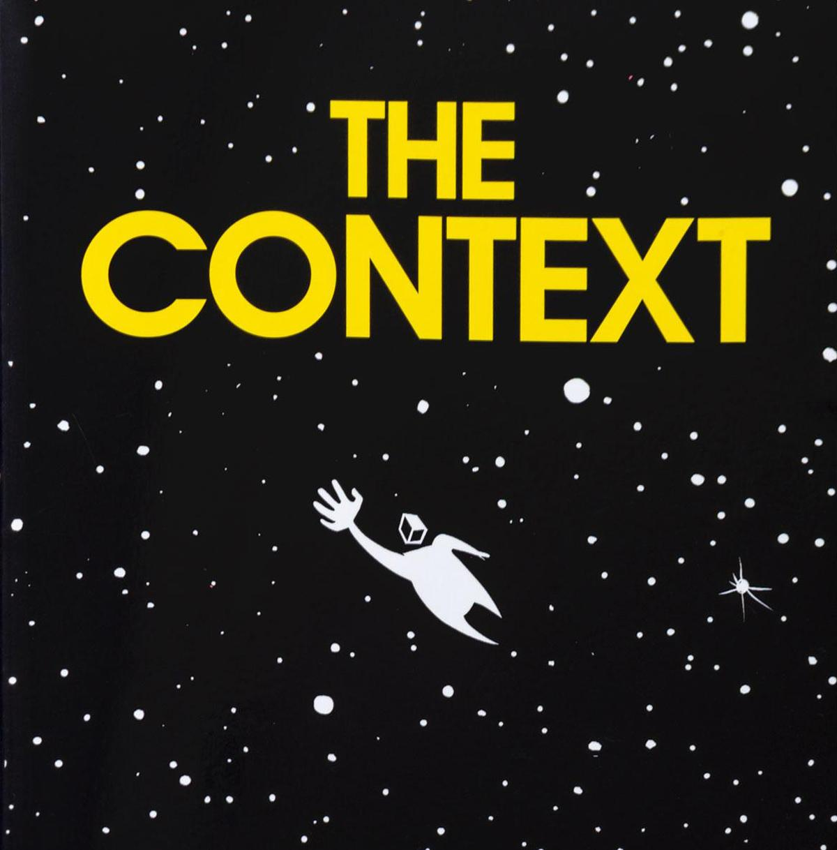 a black book cover with white dots like the galaxy and a person with the title of the book in yellow