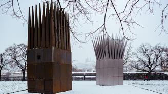 Palach memorial