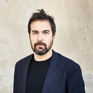 Portrait of Fabrizio Barozzi