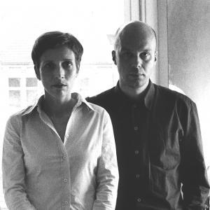 Verena von Beckerath and Tim Heide