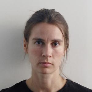 Portrait of Dasha Khapalova