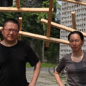 Wang Shu and Lu Wenyu