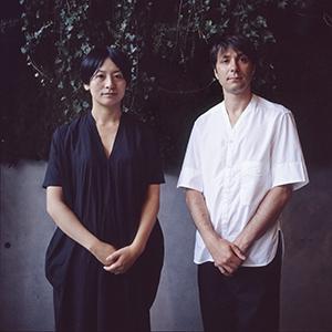 Hiroko Kusunoki and Nicolas Moreau