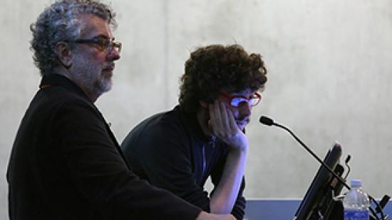 Marcio and Gabriel Kogan