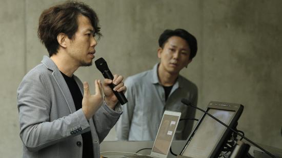 Jr-Gang Chi and Shingo Masuda
