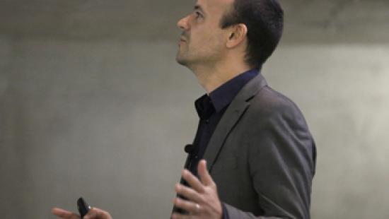 Lecture by Jorge Otero-Pailos