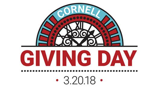 Cornell Giving Day logo