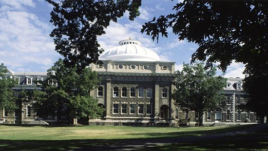 SIbley Hall and Dome