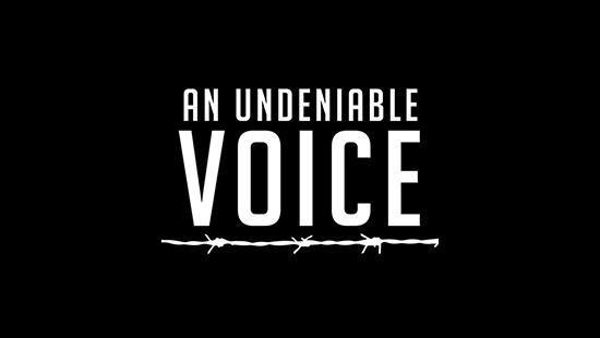 An Undeniable Voice film logo