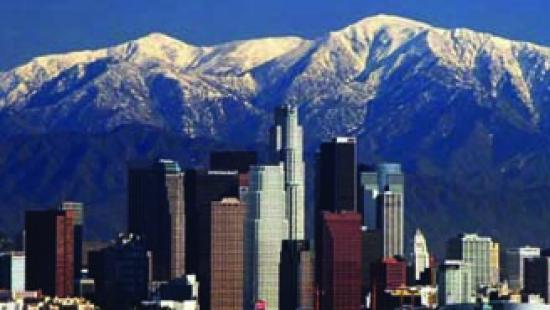 Cityscape of Phoenix, AZ