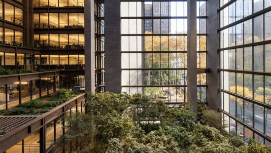 Ford Foundation Center for Social Justice in New York City by Gensler