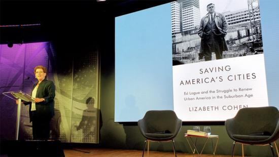 Lizabeth Cohen lecture