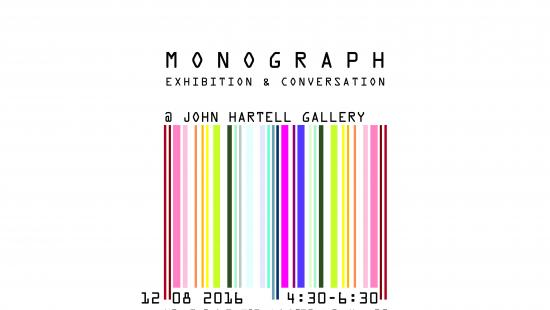 Monograph poster image