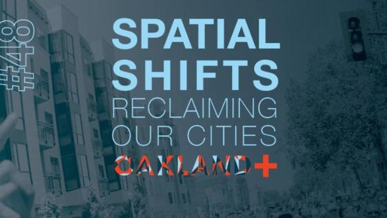 NOMA's 48th annual Conference, Spatial Shifts: Reclaiming Our Cities. Image courtesy NOMA
