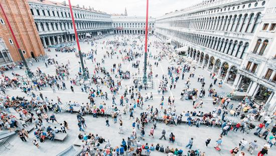 Piazza San Marco by Stephanie Cheung (B.Arch. '18)