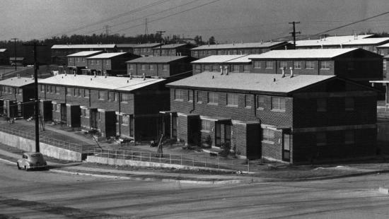 Akira Drake Rodriguez: Diverging Space for Deviants: The Politics of Atlanta's Public Housing