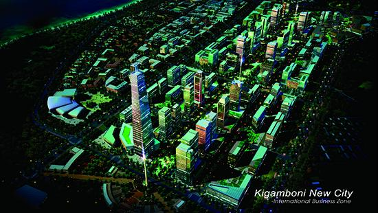Kigamboni New City International Business Zone