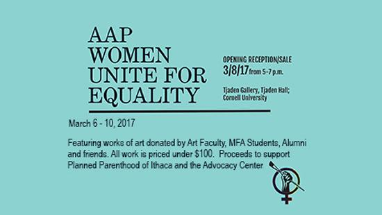AAP Women Unite for Equality