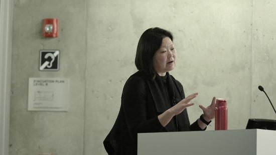 J. Meejin Yoon: Future-Making, AAP All-College Lecture, spring 2020