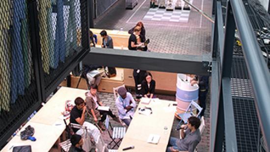 BMW Guggenheim Lab in NY 2011