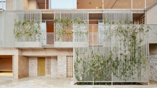 Scaffold House, Begur, Girona, Spain. bosch.capdeferro arquitectures, 2014