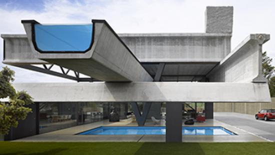 Hemeroscopium House by Antón García-Abril