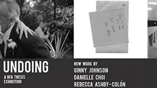 Poster for Rebecca Ashby-Colon, Ginny Johnson, and Danielle Choi.