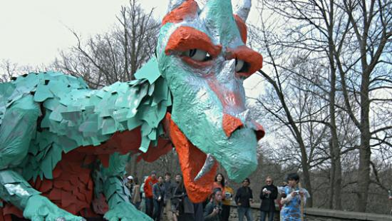 Reunion 2016: Heads of the Hydra: Trophies of Dragon Day