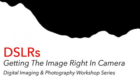DSLR Workshop promo