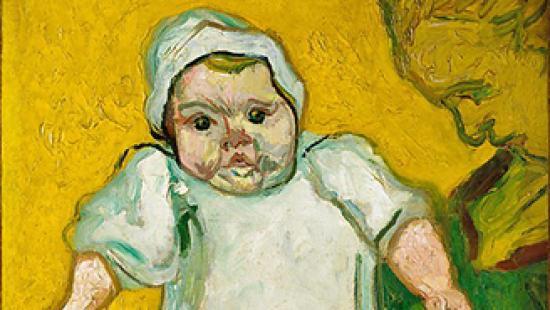 van Gogh, emotional formalism
