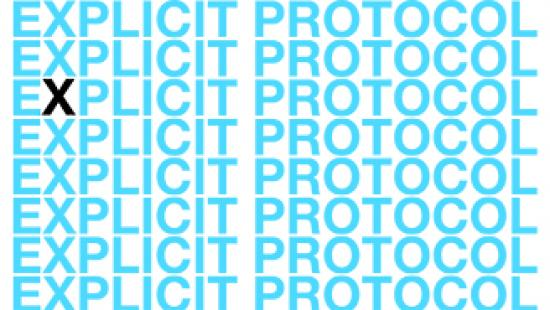 Explicit Protocol Poster