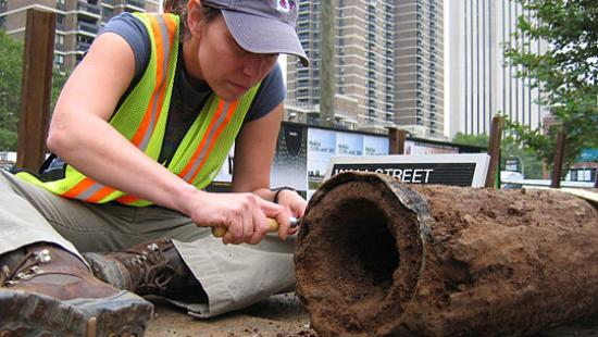 Chrysalis Archaeology, South Street Seaport Area