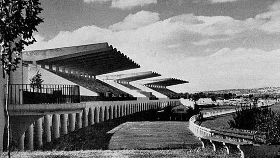 Zarzuela Hippodrome in Madrid (1935)
