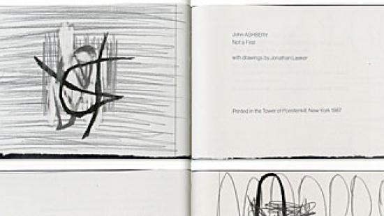 Open artist book