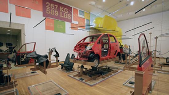 Nano exhibition