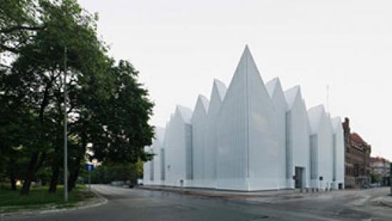 Philharmonic Hall, Szczecin (Poland)