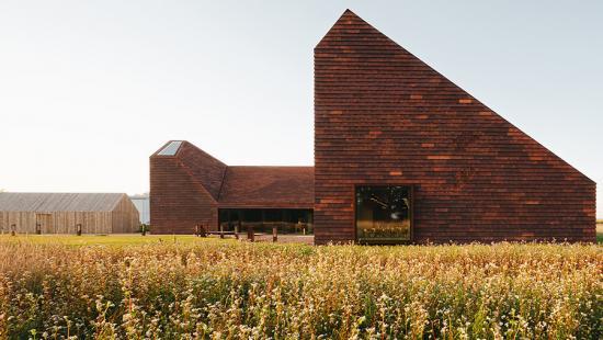 Kornets Hus (House of Grain)