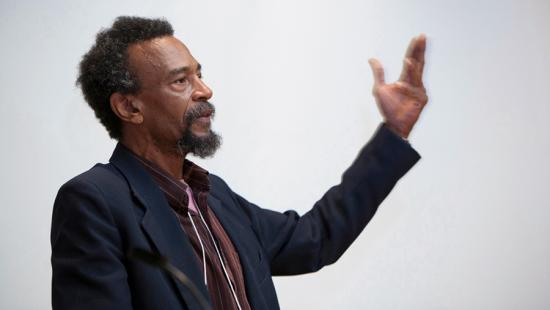 Kirby Edmonds lecture Promise fo Social Entrepreneurship: Creating a Local Economy that Works for Everyone, 2012.