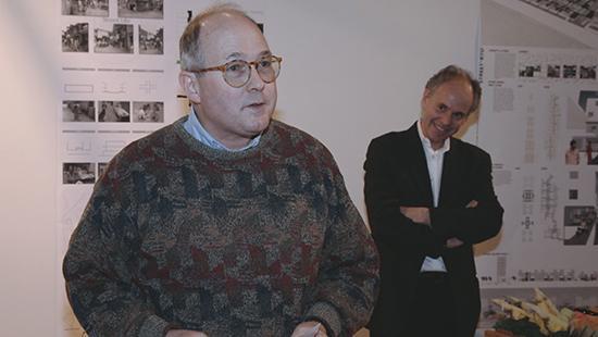 Kieran Donaghy and Kent Kleinman