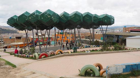 El Bosque de la Esperanza, Bogotá, Colombia