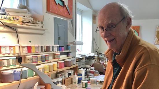 Stan Bowman (1934–2021), An Artist on the Leading Creative Edge