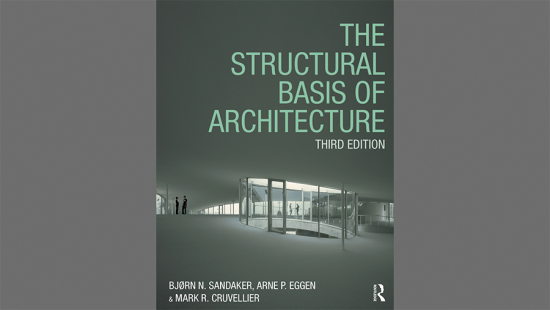 The Structural Basis of Architecture, book cover