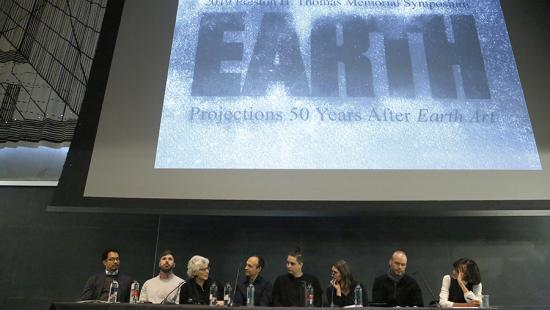 Earth symposium discussants